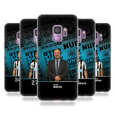 NEWCASTLE UNITED FC 2017/18 PRIMA SQUADRA 2 CASE IN GEL PER SAMSUNG TELEFONI 1