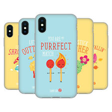 OFFICIAL MUY POP SUNNY SIDE UP MIX SOFT GEL CASE FOR APPLE iPHONE PHONES