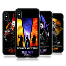 STAR TREK DISCOVERY DISCOVERY NEBULA CHARACTERS GEL CASE FOR APPLE iPHONE PHONES