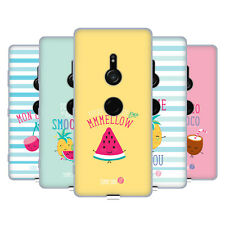 OFFICIAL MUY POP SUNNY SIDE UP FRUITS SOFT GEL CASE FOR SONY PHONES 1