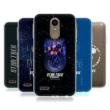 OFFICIAL STAR TREK DISCOVERY U.S.S DISCOVERY NCC - 1031 GEL CASE FOR LG PHONES 1