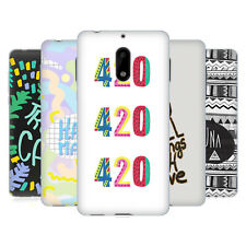 OFFICIAL VASARE NAR TYPOGRAPHY 2 SOFT GEL CASE FOR NOKIA PHONES 1