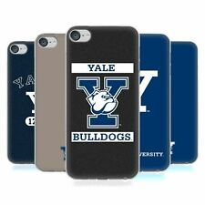 OFFICIAL YALE UNIVERSITY 2018/19 LOGOS SOFT GEL CASE FOR APPLE iPOD TOUCH MP3