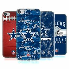 OFFICIAL NFL 2018/19 DALLAS COWBOYS LOGO SOFT GEL CASE FOR APPLE iPOD TOUCH MP3