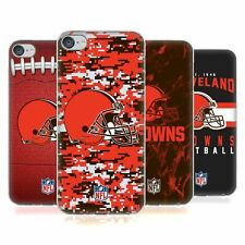 OFFICIAL NFL 2018/19 CLEVELAND BROWNS SOFT GEL CASE FOR APPLE iPOD TOUCH MP3