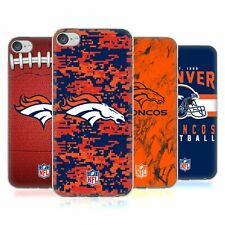 OFFICIAL NFL 2018/19 DENVER BRONCOS SOFT GEL CASE FOR APPLE iPOD TOUCH MP3