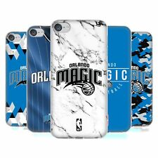 OFFICIAL NBA 2018/19 ORLANDO MAGIC SOFT GEL CASE FOR APPLE iPOD TOUCH MP3