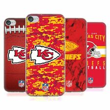 OFFICIAL NFL 2018/19 KANSAS CITY CHIEFS SOFT GEL CASE FOR APPLE iPOD TOUCH MP3
