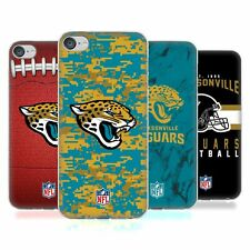 OFFICIAL NFL 2018/19 JACKSONVILLE JAGUARS SOFT GEL CASE FOR APPLE iPOD TOUCH MP3