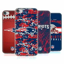 OFFICIAL NFL 2018/19 NEW ENGLAND PATRIOTS SOFT GEL CASE FOR APPLE iPOD TOUCH MP3