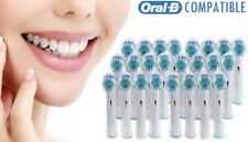 Electric Toothbrush Heads Compatible With Oral B Braun Models 4/8/12/16/20pcs*