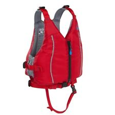 Palm Quest Kids PFD Kinder Touringweste Sicherheits Paddelweste red