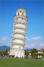 Póster, lienzo o cuadro en metacrilato Leaning tower of Pisa, Italy