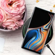OEM Genuine Qi Wireless Fast Charger Rapid Charging Samsung Galaxy Note 9/S9/S8