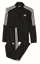 Adidas Performance Chandal de Niños Tiro Chándal Youth Negro/Blanco