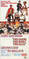 Póster, lienzo o cuadro en metacrilato The Good, the Bad and the Ugly