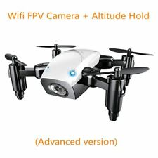 Mini size Foldable S9 RC Quadcopter WiFi FPV Camera Selfie Drone RC Drones Toy
