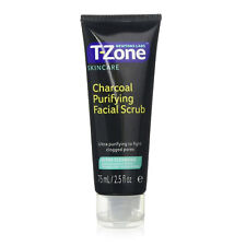 Newtons Labs T-Zone Skincare Charcoal Purifying Facial Scrub 75ml