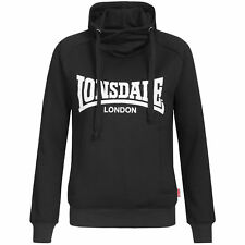 Lonsdale Sudadera de Mujer Pitch Place Jersey con Capucha XS hasta XXL