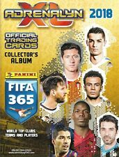 PANINI FIFA 365 2018 ADRENALYN XL FANS FAVOURITES & IMPACT SIGNINGS PICK CARDS