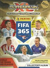 PANINI FIFA 365 2017 ADRENALYN XL GOLD IMPACT SIGNINGS WINNERS PICK THE CARDS