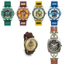 Harry Potter House Crest Watch Gryffindor Slytherin Ravenclaw Hufflepuff