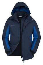 Mountain Warehouse Chaqueta Muyer 3 en 1 Impermeable Forro