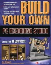 Build Your Own PC Recording Studio (Build Your Own S.) Paperback Book The Cheap