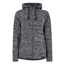 Weird Fish Women's Abelia Nepp Mac Full Zip - Dark Navy 12,14,16