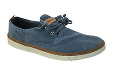 Timberland Hombre Earthkeepers Hookset Lona Azul Zapatos con Cordones 5110R D29