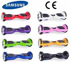 """6.5"""" SAMSUNG BATTERY Electric Balancing Scooter Hoverboard Bluetooth Hoverkart"""
