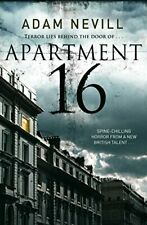 Apartment 16 by Nevill, Adam Paperback Book The Cheap Fast Free Post