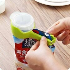 1pcs Househould Food Snack Storage Seal Sealing Pour Bag Clips Sealer Clamp
