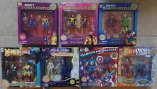 Marvel Comics Limited Edition 2 Figure Collectors Sets ToyBiz NEW SEALED 1996-98