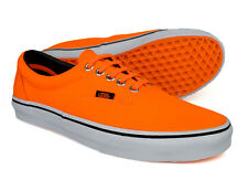 Vans Era (MLX) Mens Neon Orange Low-Top Trainers Free UK P&P!