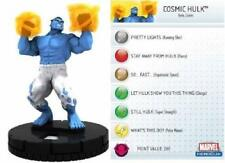Cosmic Hulk #045 Incredible Hulk Marvel Heroclix Singles NM Heroclix