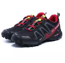 Athletic Mens Sports Breathable Speedcross Running Hiking Safety Work Shoes Size