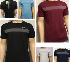 Men's**Hugo Boss**Crew Neck Short Sleeve T-Shirt For Men 100% Cotton////////////