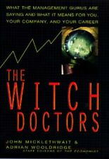 The Witch Doctors by Wooldridge, Adrian Book The Cheap Fast Free Post