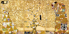 Póster, lienzo o cuadro en metacrilato The Tree of Life (Detail) - Gustav Klimt