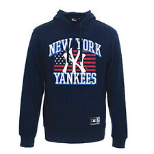 Majestic Formont Nyy New York Yankees Hombre Azul Marino Suéter con Capucha