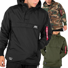 Alpha Industries Giacca Invernale Uomo Wp a Vento S M L XL XXL 3XL Nuovo