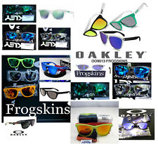 Sunglasses  Oakley 9013 Frogskins Urban Jungle Collection 67 68 69 70 ç