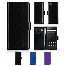 32nd Book Series – Synthetic PU Leather Flip Wallet Case Cover BlackBerry Motion