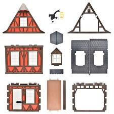 Playmobil Timber-Frame House Red 7785 Spare Part