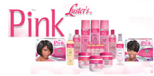 Lusters Pink /Gel/Spray/Hair kit/Cream/Conditioner/Shampoo - Full Range