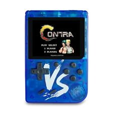 Retro Portable Handheld Game Console with 2.4'' LCD