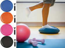 Wobble Disc Balance Board for Core Work Out and Balancing Training with Pump UK