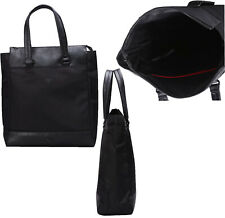 54a0b4fca5046 Puma Scuderia Ferrari Womens LS Shopper Tote Bag Handbag Black 075511 01 A