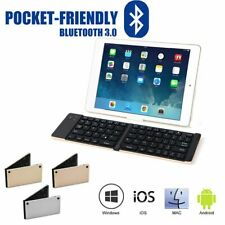 Ultra Slim Bluetooth Wireless Keyboard for Apple iPad iPhone Android Win LOTN S@